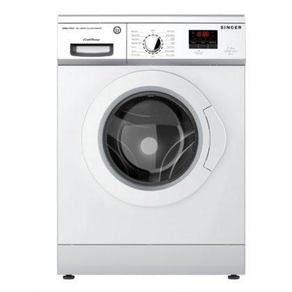 Washing Machine Singer 7 KG Front Load-SILVER
